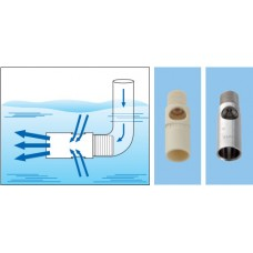 Ejector Nozzle For Solution Agitation